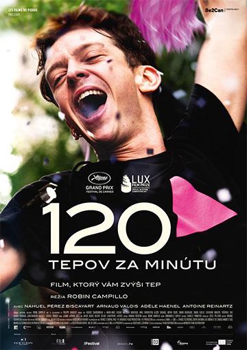 film 120 tepov za minútu (2017)