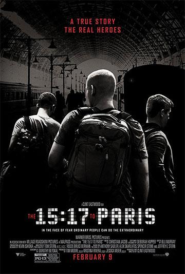 film 15:17 Paríž (2018)