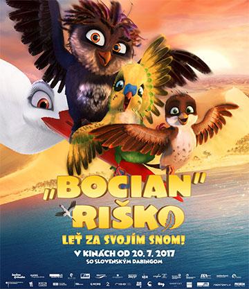 film Bocian Riško (2017)