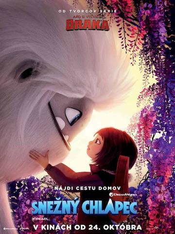 film Snežný chlapec (2019)