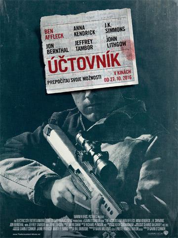 film Účtovník (2016)
