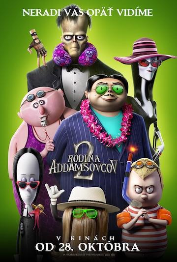 film Rodina Adamsovcov 2 (2021)