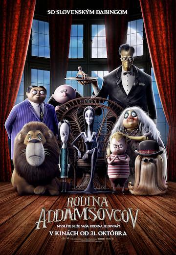film Rodina Addamsovcov (2019)