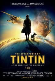 film Tintinove dobrodružstvá (2011)