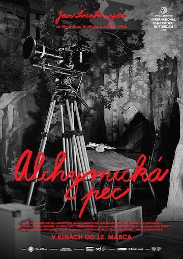 film Alchymická pec (2020)