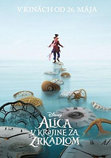film Alica v Krajine za zrkadlom (2016)