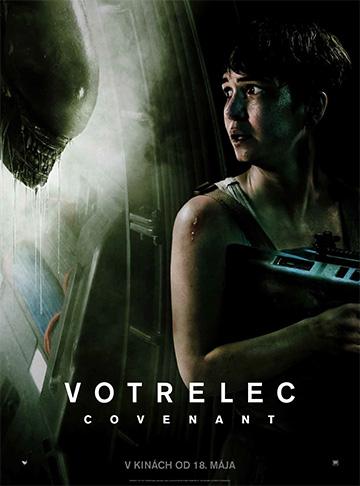 film Votrelec: Covenant (2017)