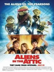 film Príšerky v podkroví (2009)