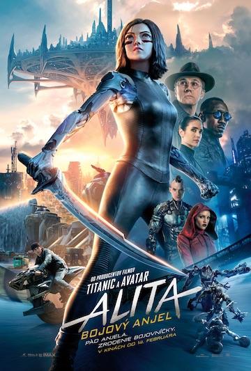film Alita: Bojový Anjel (2019)