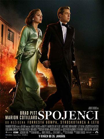 film Spojenci (2016)