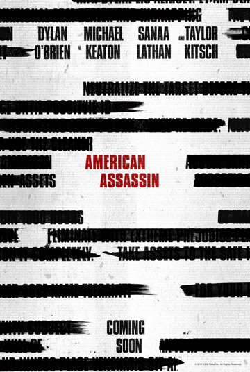 film Americký zabijak (2017)
