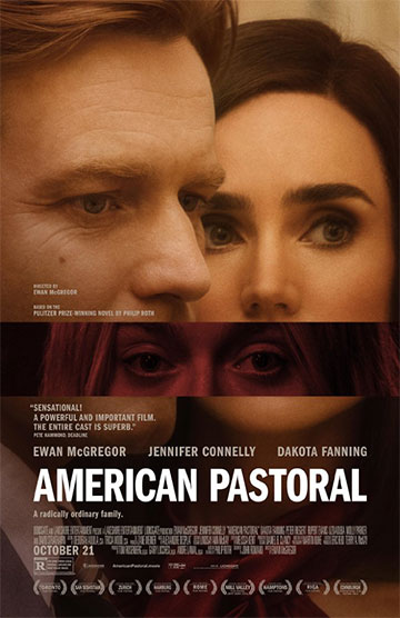film Americká idyla (2016)