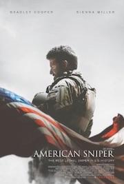 film Americký ostreľovač (2014)