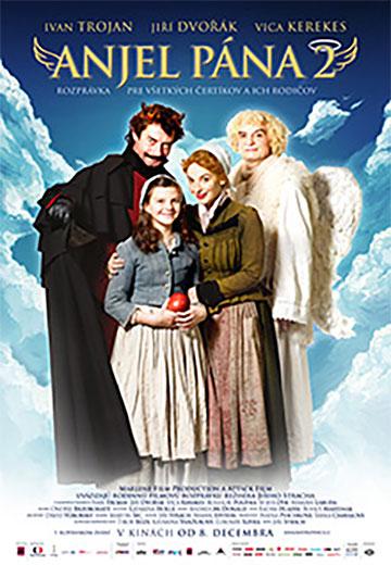 film Anjel Pána 2 (2016)