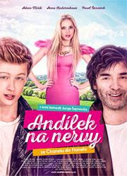 film Andílek na nervy (2015)