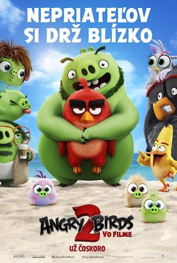 film Angry Birds vo filme 2 (2019)