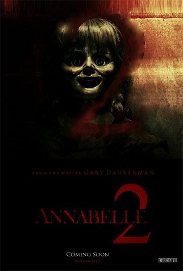 film Annabelle 2: Stvorenie zla (2017)