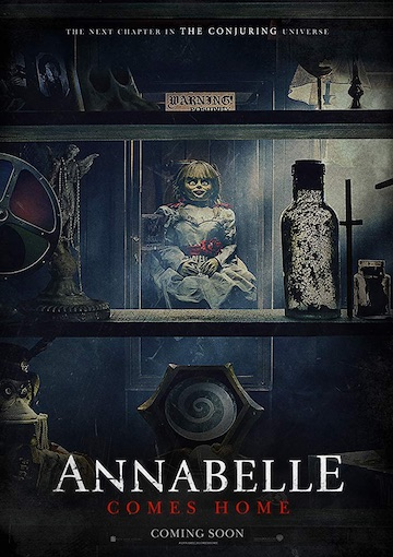 film Annabelle 3: Návrat (2019)
