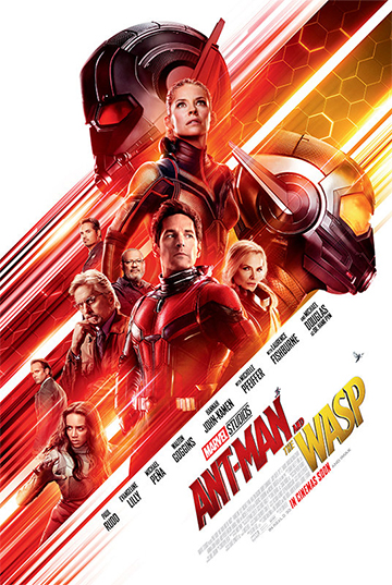 film Ant-Man a Wasp (2018)