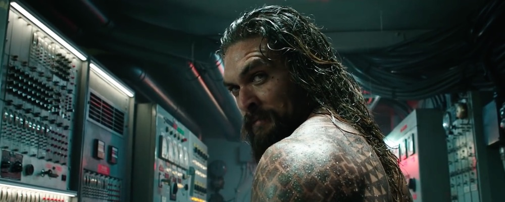 Film Aquaman (2018)