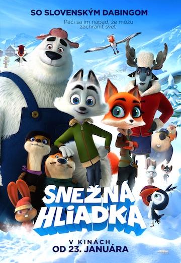 film Snežná hliadka (2019)