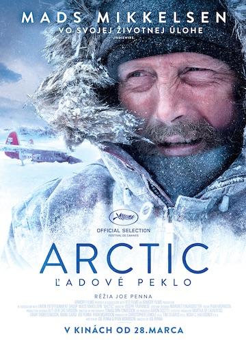 film Arctic: Ľadové peklo (2018)