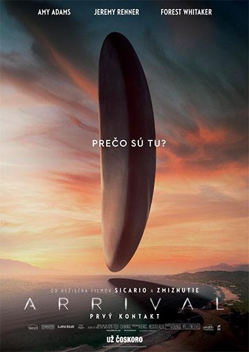 film Prvý kontakt (2016)