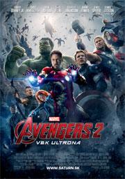 film Avengers 2: Vek Ultrona (2015)
