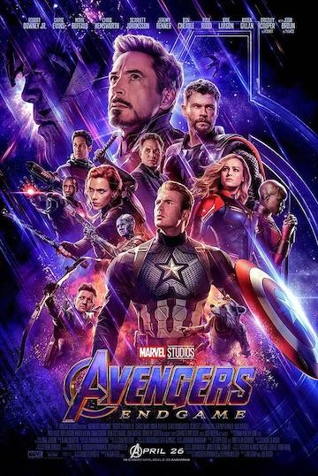 film Avengers: Endgame (2019)