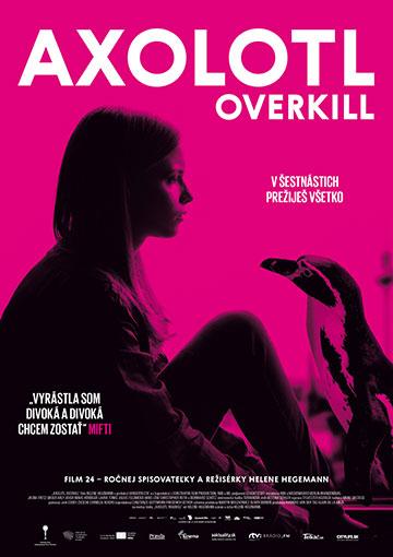 film Axolotl Overkill (2017)