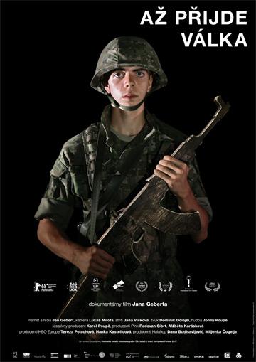 film Až přijde válka (2018)