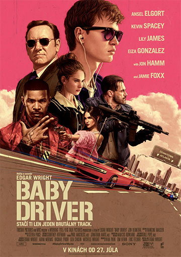 film Baby Driver (2017)