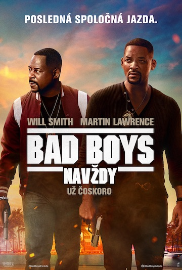 film Bad Boys navždy (2020)