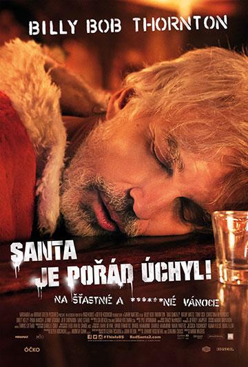film Santa je stále úchyl (2016)
