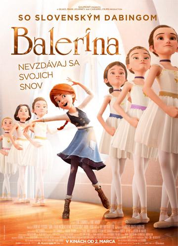film Balerína (2016)