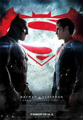 film Batman vs Superman: Úsvit spravodlivosti (2016)