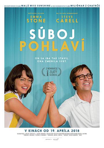film Súboj pohlaví (2017)
