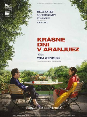 film Krásne dni v Aranjuez (2016)