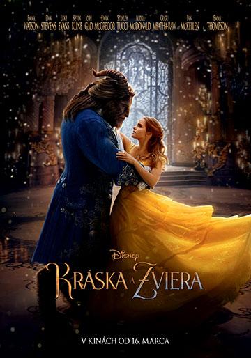 film Kráska a zviera (2017)