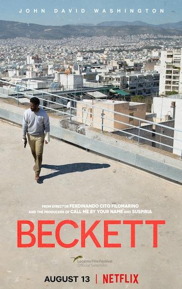 film Beckett (2021)