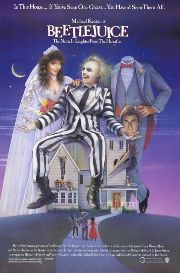 film Beetle Juice (1988)
