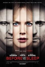 film Skôr než zaspím (2014)