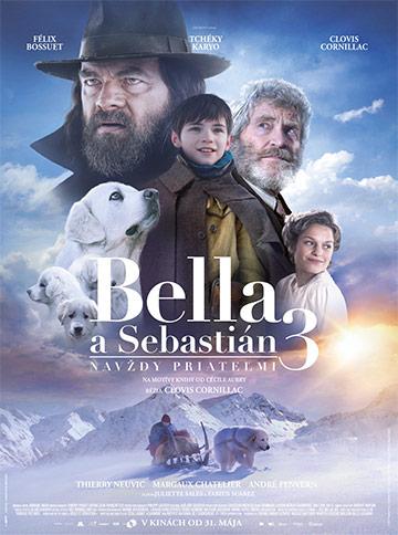 film Bella a Sebastián 3: Navždy priateľmi (2017)