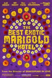 film Báječný hotel Marigold (2012)
