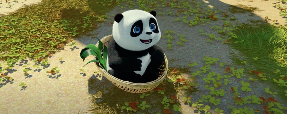 Film Veľké dobrodružstvo malej pandy (2019)