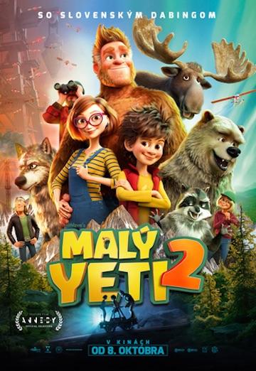 film Malý Yeti 2 (2020)