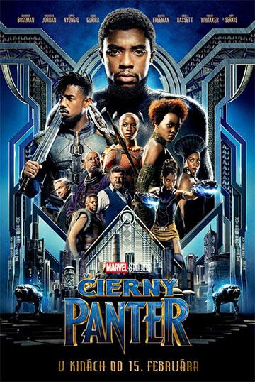film Čierny panter (2018)