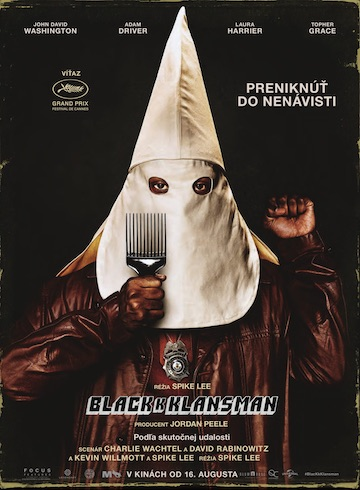 film BlacKkKlansman (2018)