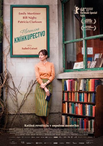 film Florencino kníhkupectvo (2017)