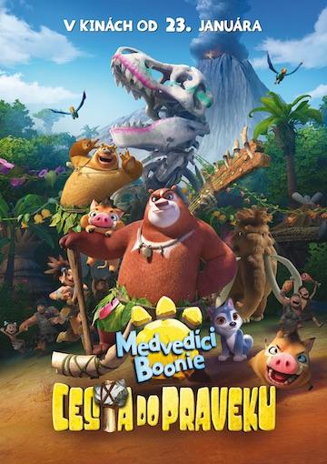 film Medvedíci Boonie: Cesta do praveku (2019)
